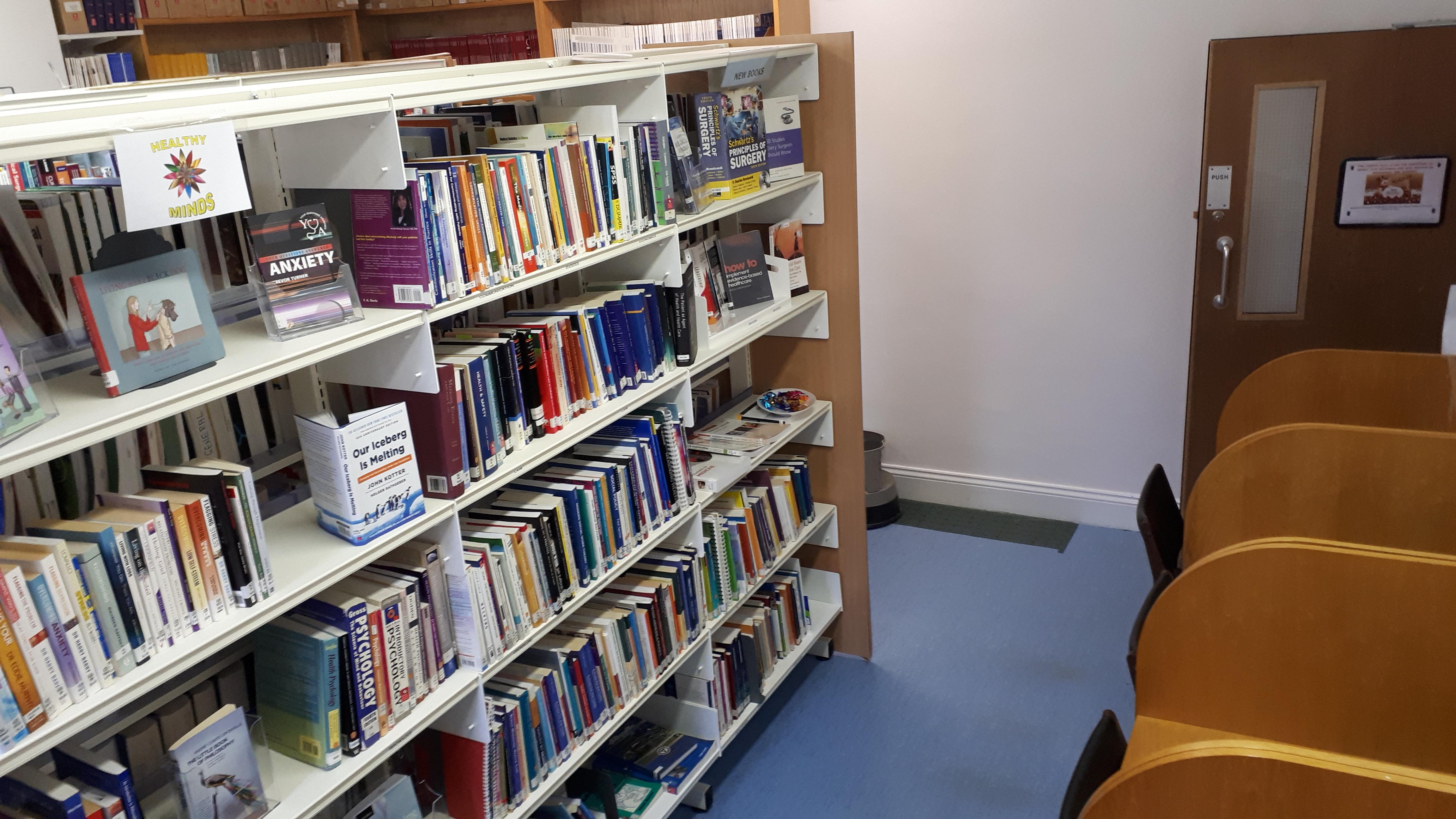 Regional Hospital Mullingar Library image
