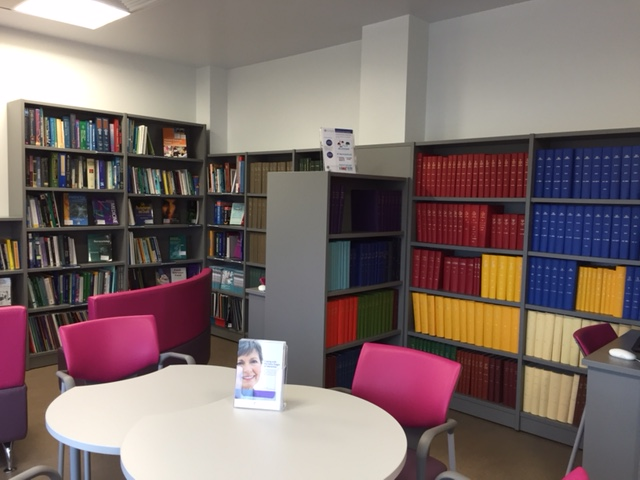 Dementia services library