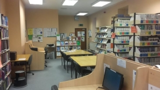 South Infirmary Victoria Hospital Library