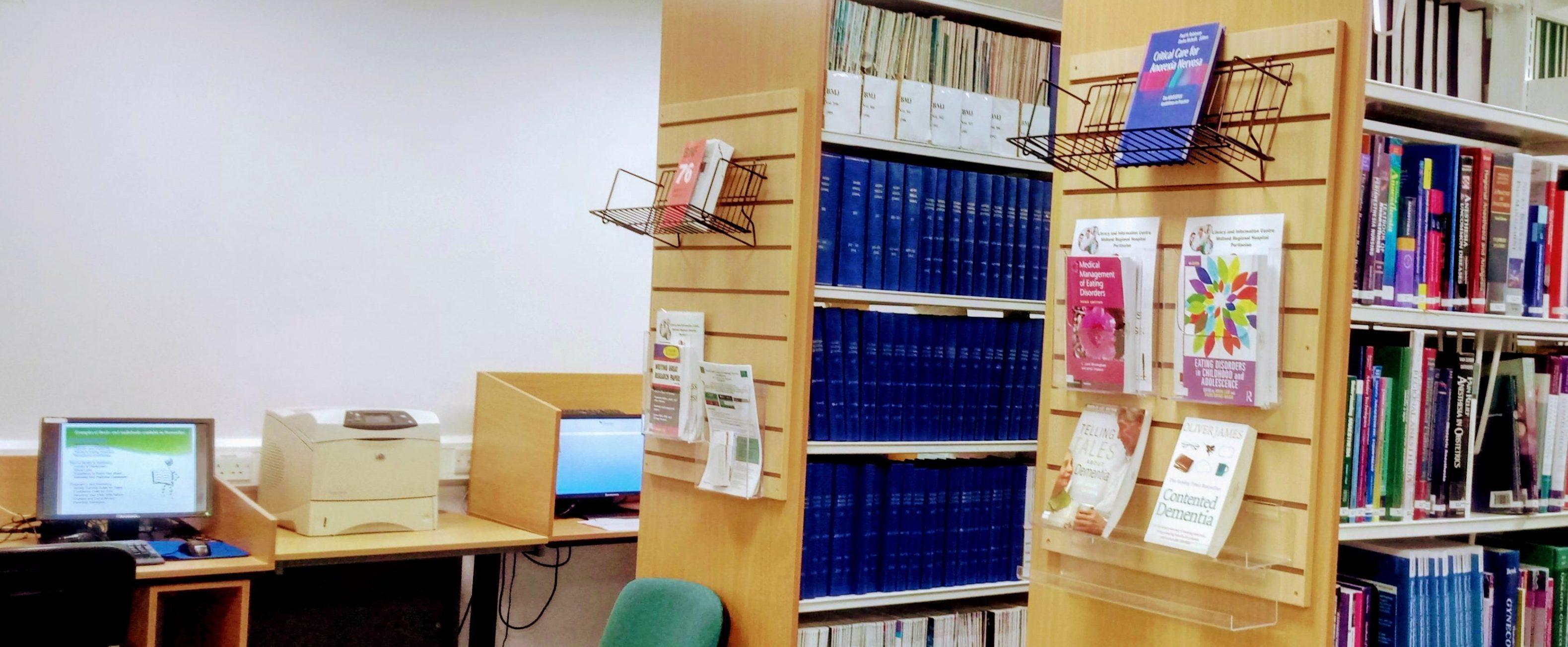Library, Midland Regional Hospital Portlaoise